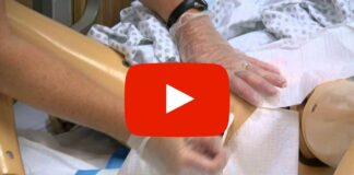 How to Insert Foleys Catheter Males and Females Procedure Video