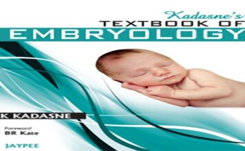 Kadasne Embryology Ebook Download Free in PDF Format