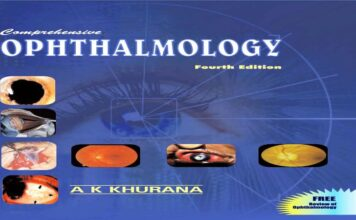AK Khurana Textbook of Ophthalmology PDF Download